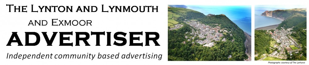 Welcome to The Lynton Advertiser.com